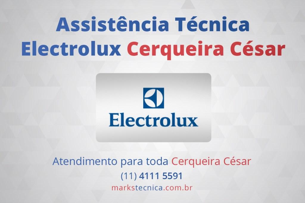 electrolux assistência técnica cerqueira césar