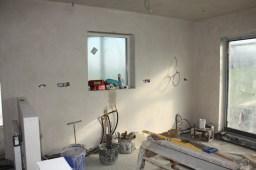 Kitchen window to 'sun room'