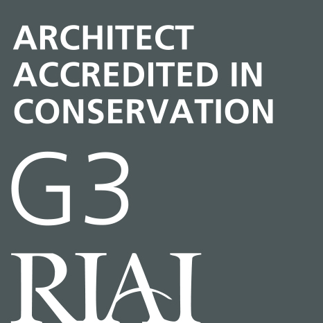 RIAI Accreditation in Conservation