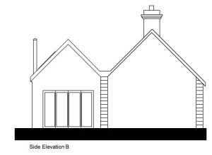 cottage,extension,mayo,architect,designed