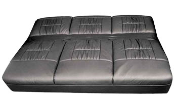 van sofa seat bed in bed mode
