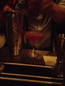 A craft cocktail being made at Ciro's Speakeasy and Supper Club in Tampa