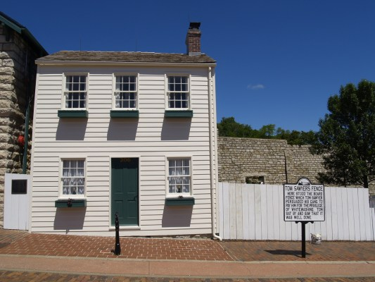 Mark Twain Boyhood Home