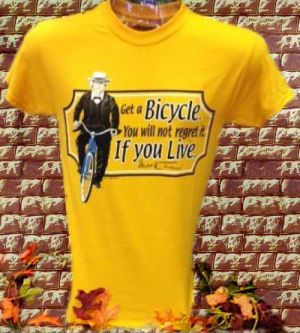 Ride A Bike T-Shirt