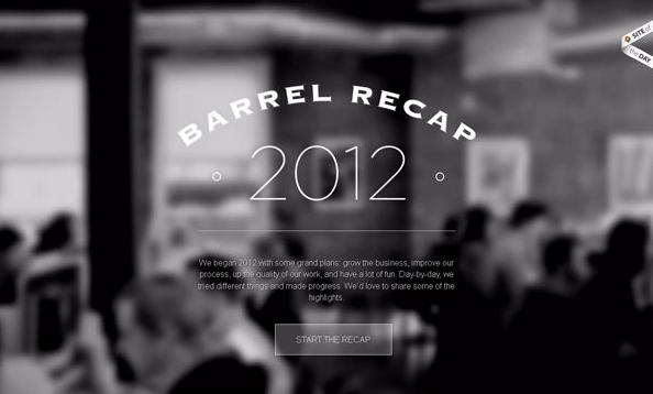 barrel recap