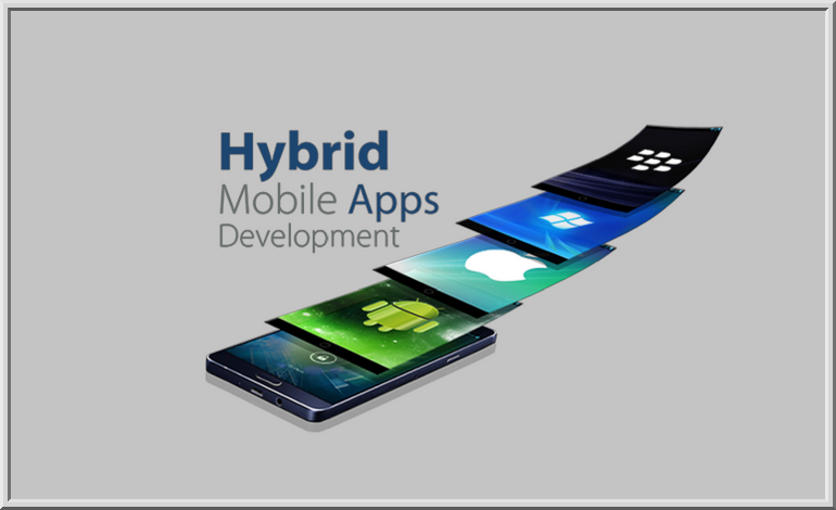 Top 5 Hybrid App Development Frameworks For 2018