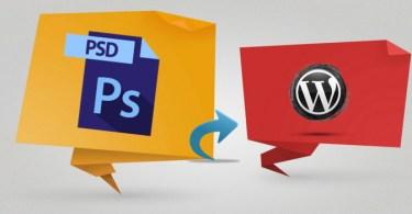 psd design to wordpress guide