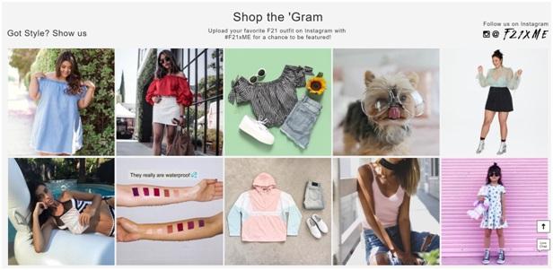 shop the gram