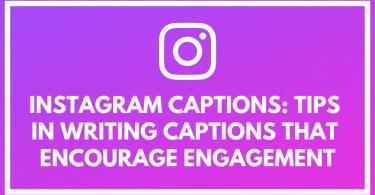 Instagram Captions Feature Photo