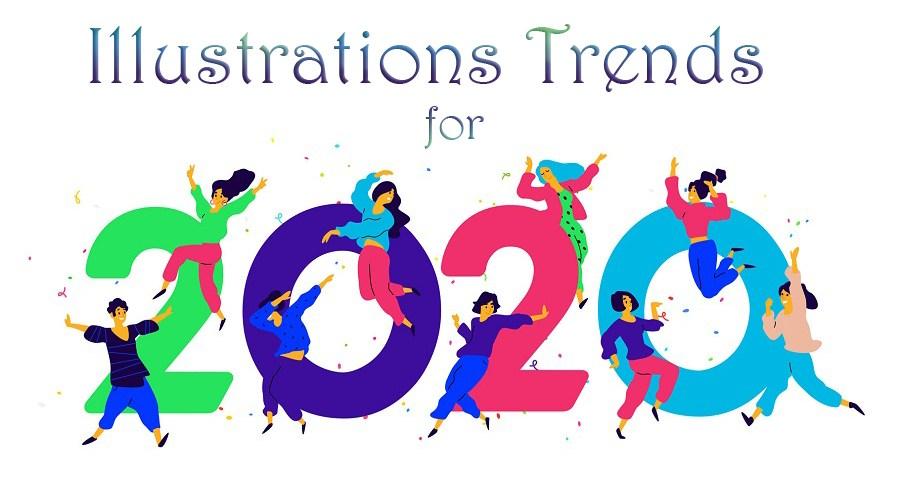 Illustrations Trends