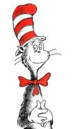 dr seuss character Cat in the Hat