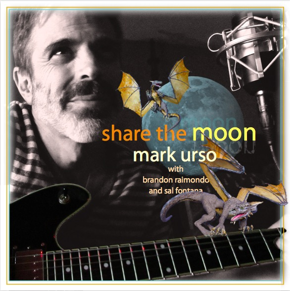 share the moon CD