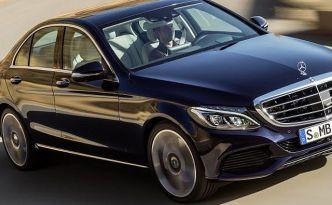 Mercedes C 300 BlueTec (Bild: Daimler)