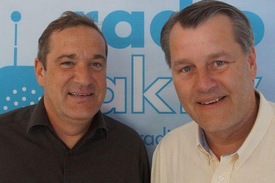 Gleich zweimal war bei Roman von Alvensleben der Unternehmensberater für Social Media und Onlinekommunikation Markus Burgdorf zu Gast.