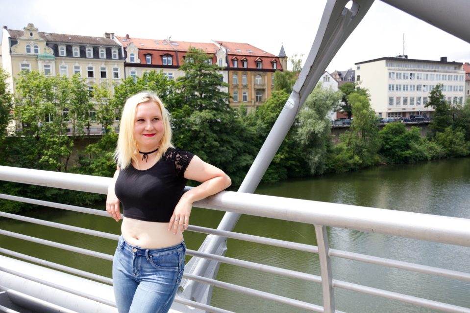 Michelle in Bamberg