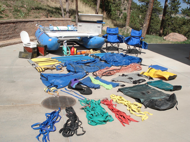 moab rafting trip