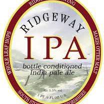 Ridgeway IPA label
