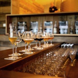 Insel Brauerei glas