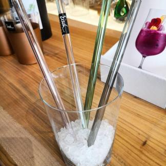 Eisch glas sugerør