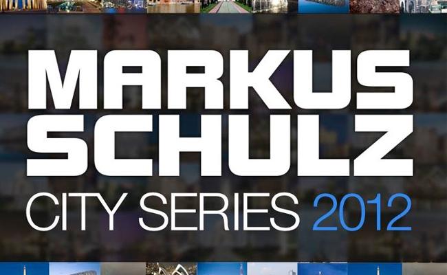 CIty Series Compilation 2012 Header