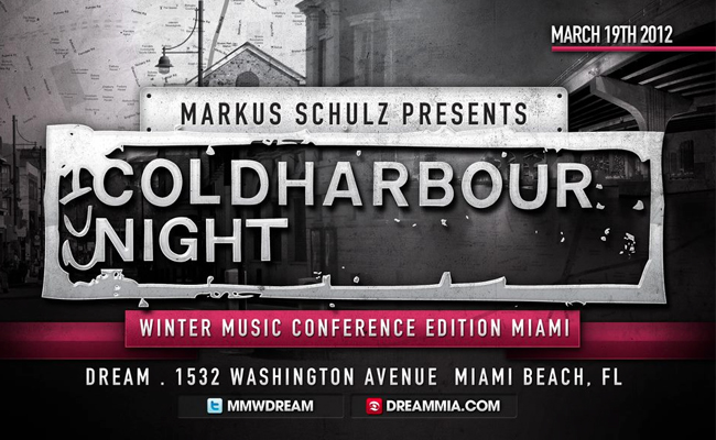 Coldharbour Night - March 19