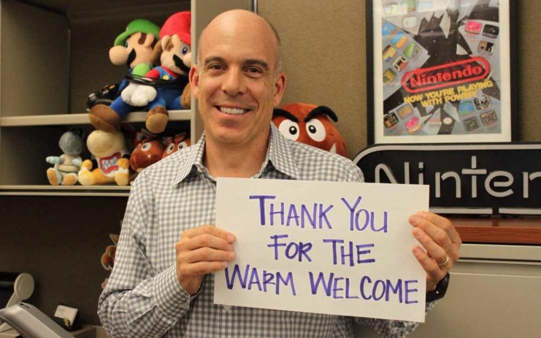 Nintendo of America: Bowser ist jetzt neuer Chef