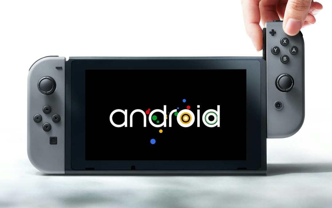 Nintendo Switch: Modder porten Android auf die Konsole