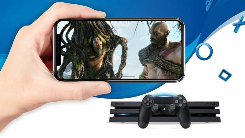Play Station 4 Remote Play