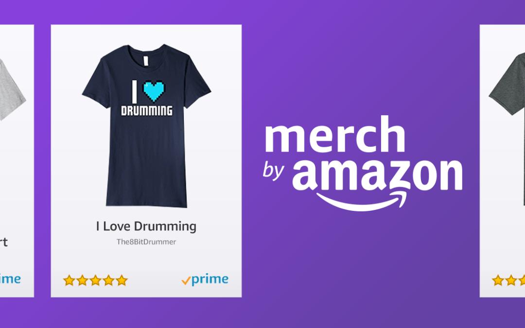 Amazon: Twitch-Merch jetzt erhältlich