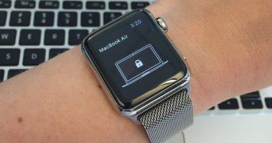 Apple Watch 2FA