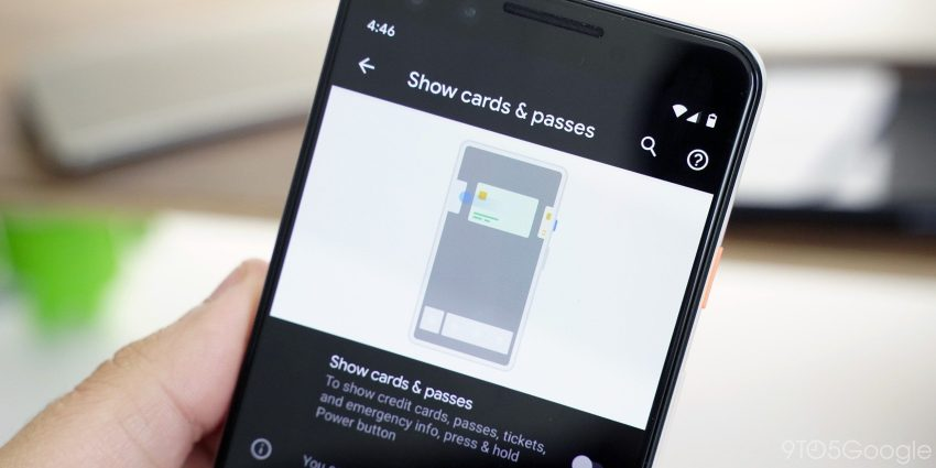 Google Pay Android Q