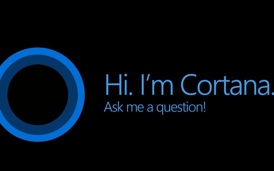 Microsoft Cortana ab sofort als App verfügbar (Beta)