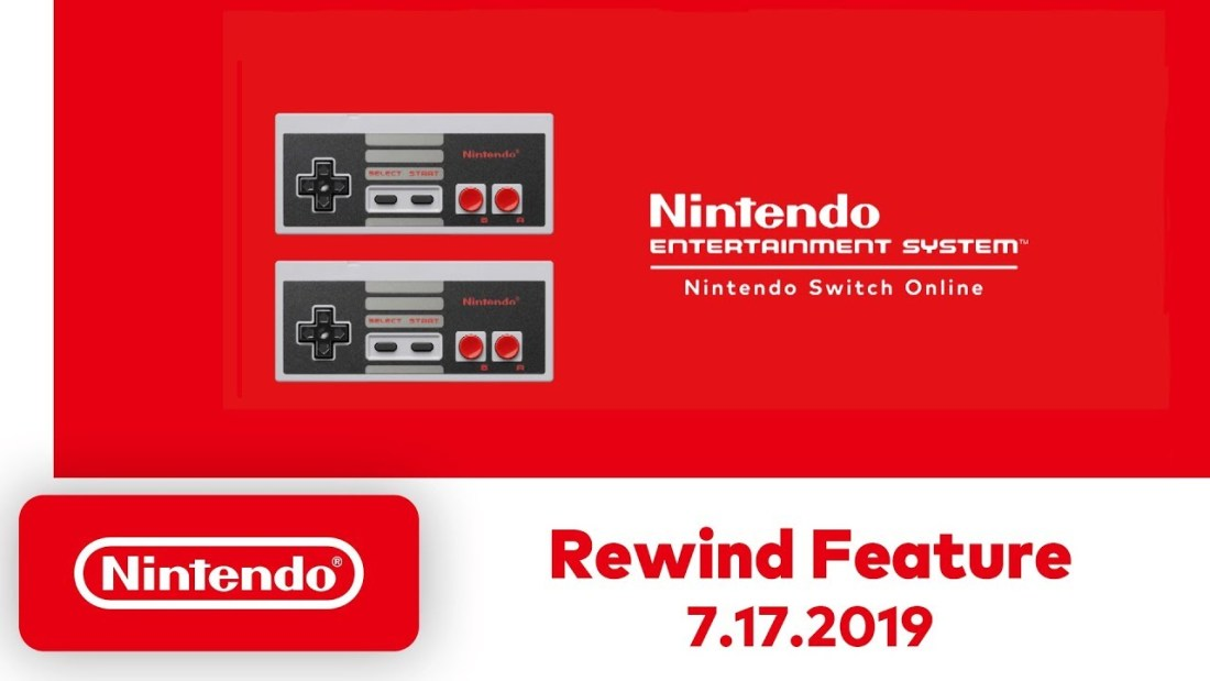 Nintendo Switch Rewind-Feature