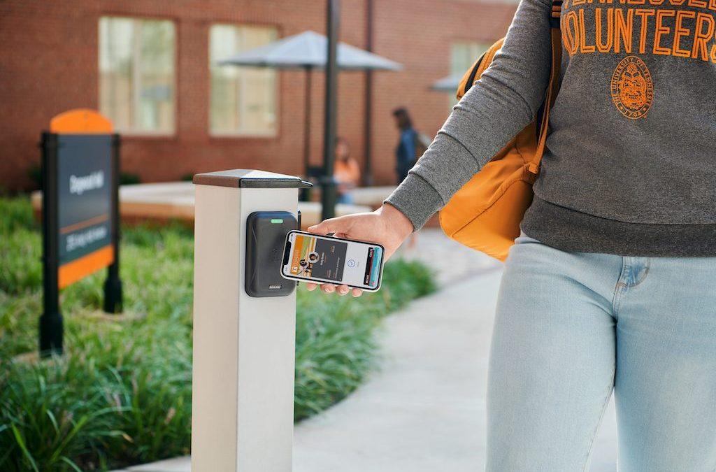 Amerikanische Studenten nutzen bald iPhone & Apple Watch als Schlüssel