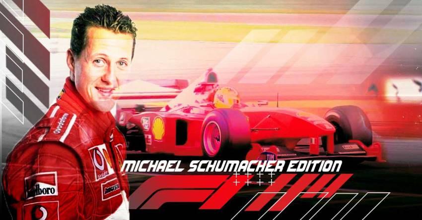 F1 2020 Michael Schumacher Edition