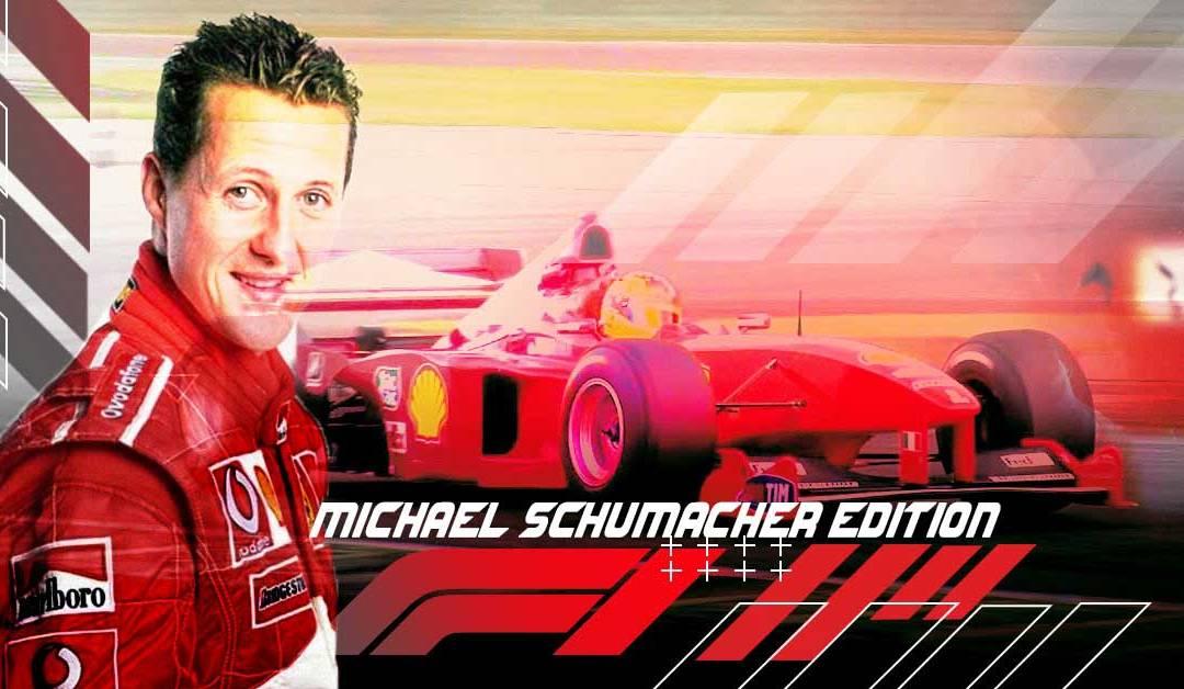 F1 2020: Special Edition zu Ehren von Michael Schumacher