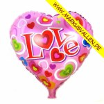 Folienballon i-love-you-herz-hippiepink