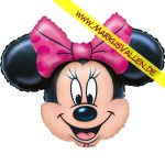 Folienballon Minnie-Maus XXL