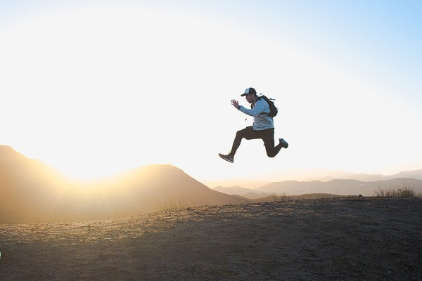 men jumping because choices have consequences