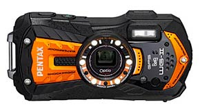 Pentax WG2GPS Orange a2