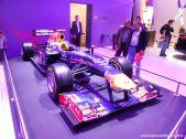 Red Bull F1 Mondial de l'Automobile 2012 Paris