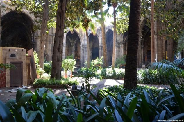 Kathedralengarten