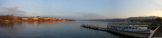 Panorama Zürich See