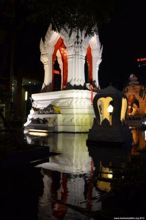 Bangkok Central World Schrein