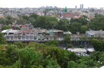 Bangkok Goldenener Berg Aussicht