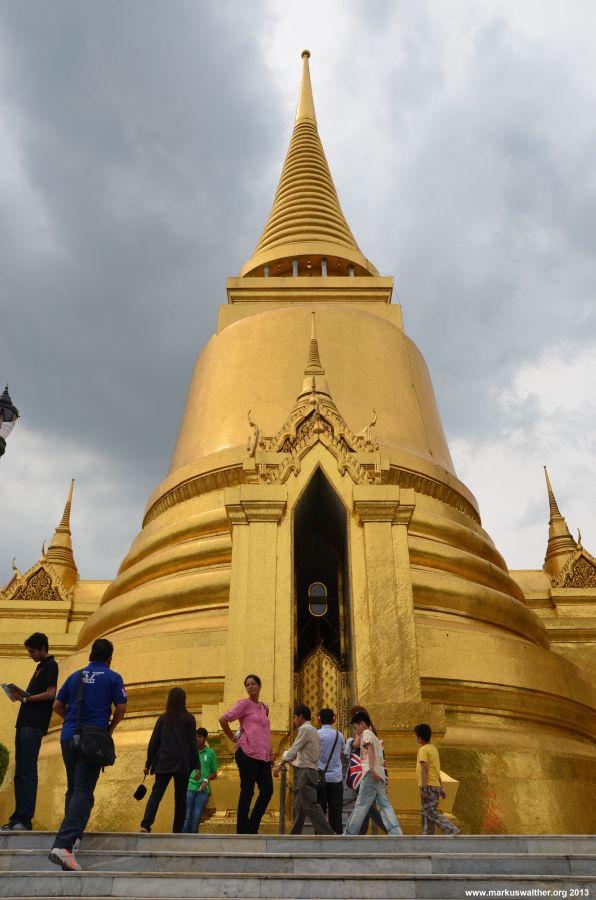 Bangkok Wat Phra Kaeo Phra Sri Rattana Chedi