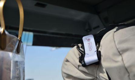 Doha Reisegepäck