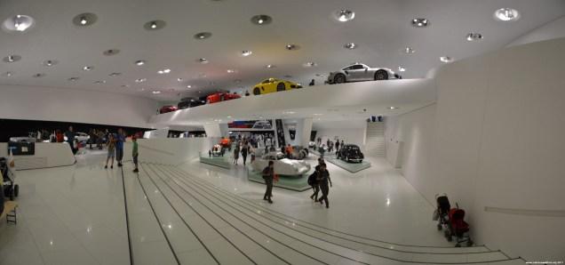 Porsche Museum Panorama