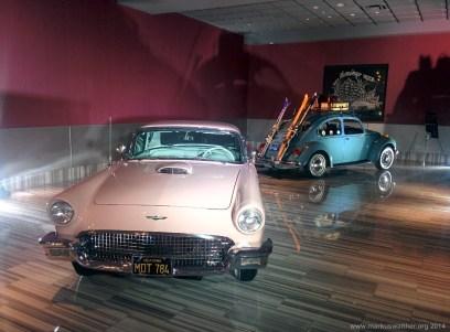 Vintage Cars im Flamingo Las Vegas