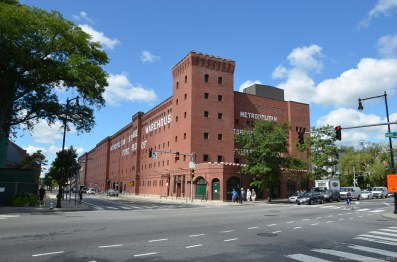 Metropolitan Moving & Storage Cambridge, Massachusetts